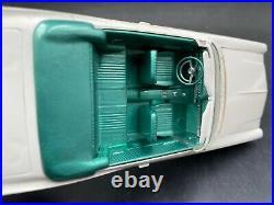 B17 AMT 1967 Ford Galaxie Convertible Annual built 1/25 MODEL Car McM