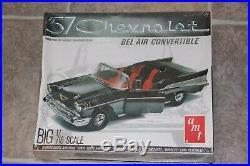 Big 1/16 scale model car kits