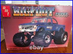 Bigfoot Monster Truck 4x4x4 Vintage AMT ERTL Kit Model kit New