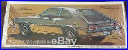 Brand New Vintage'77 Ford Pinto AMT Model Car Kit Factory Sealed