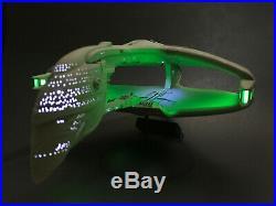 Built 1/3200 Star Trek Romulan Warbird D'Deridex Class