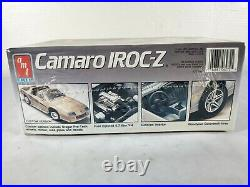 Camaro IROC-Z AMT ERTL 125 Model Kit # 6272