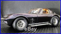 Chevy Corvette 1967 Vette 1 Sport Race Car Chevrolet Built 18 Model 24 Vintage