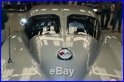 Corvette 1963 Chevrolet 1 Sport Car Chevy Built Hot Rod Concept Model 25 1967 24