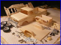 Dblt/resto Super Clean Amt 1960 Ford Pickup Model Kit Annual Screwbottom