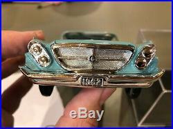 Dealer Promo Model 1962 CHRYSLER NEW YORKER BLUE WAGON MEMORY LANE HIGH GRADE