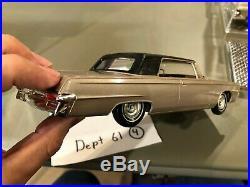 Dealer Promo Model 1964 CHRYSLER IMPERIAL RARE HARDTOP HIGH GRADE