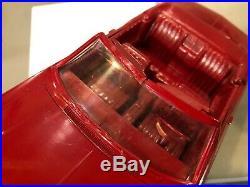 Dealer Promo Model 1965 BUICK WILDCAT RED CONVERTIBLE HIGH GRADE