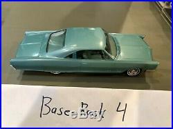 Dealer Promo Model 1966 PONTIAC BONNEVILLE GREEN HARDTOP HIGH GRADE
