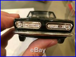 Dealer Promo Model 1968 PLYMOUTH CUDA DARK GREEN BARRACUDA HIGH GRADE