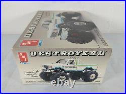 Destroyer II Ford Monster Truck AMT 125 Model Kit # 6930 Missing Decal Sheet