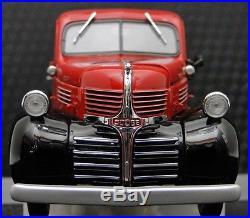Dodge 1 Pickup Truck 1940s Sport Built 12 Vintage Model 18 Carousel Red 24 Car