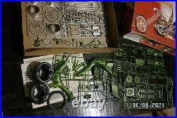 Dragonfire Model Kit 1/8 scale Trike RARE