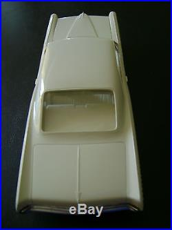 FREE SHIPPING! RARE AMT 1965 PONTIAC CAMEO IVORY Bonneville Hardtop Promo Model