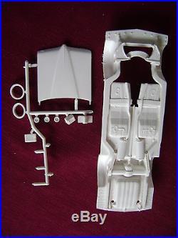 FREE SHIPPING! RARE ANNUAL1965 AMT Pontiac Grand Prix UNBUILT MODEL KIT 6655