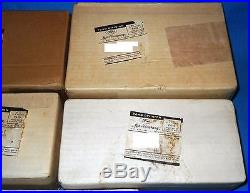 Five AMT 60's Ford Promo Kits-Rare-Never Opened 1/25 Scale-Model Car Swap Meet