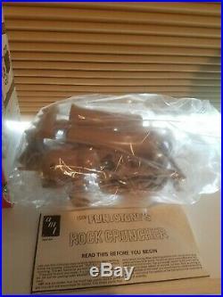 Flintstones Fred flintstone AMT model kits 70s 4 piece set MIB vhtf