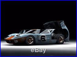 Ford 1967 GT40 Built GT 1 Race Sport Car T 24 Exotic 12 Carousel Red 20 Model 18