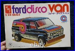 Ford Disco Van 1/24 Gaken / Amt Model Kit
