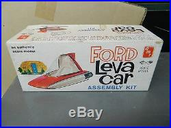 Ford Leva Car model kit by AMT RARE