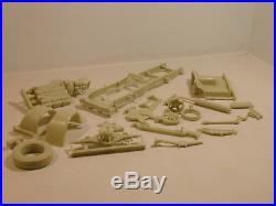 Ford chassis 125 scale resin kit not AMT