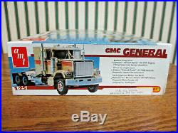 GMC General Semi/Truck Model Kit By AMT/Matchbox 1/25th Scale