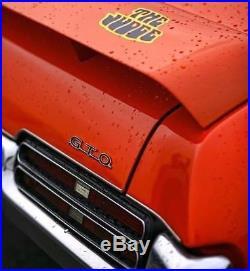 GTO 1969 Pontiac Built Dragster Drag Race Car 1 24 Carousel Orange 25 Model 18