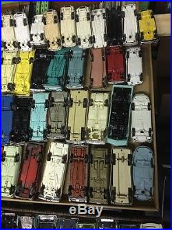 Graveyard Lot Of 80+ Promotional Models Cars Trucks AMT Johan Hubley SMP