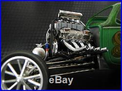 Hot Rod w Ford Built 1967 V8 Sport GT Dragster Drag Race Car 1 Model 40 T 20 24