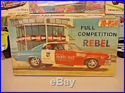 Johan 1969 Amc Grant Rebel Sst Proffitt Funny Car C-1969200 69 1/25 Amt Mpc Kit
