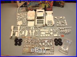 JOHAN 1970 AMC REBEL THE MACHINE CARTOON BOX C-1870200 70 1/25 AMT UNBUILT KI