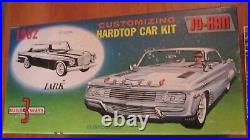 Johan 1962 Studebaker Lark Hardtop Annual Kit # 4062 Unbuilt in Box Jo-Han 62