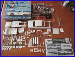 Johan 1964 Dodge Polara HT Hemi Head Flatbox Kit #C-1164 Unblt in Box Jo-Han 64