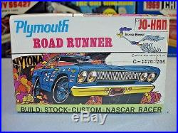 Johan 1970 Plymouth Road Runner Annual Issue C-1470200 70 1/25 Amt Mpc Mint F/s