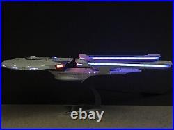 LIGHTING KIT ONLY for Enterprise B AMT 1/1000 Star Trek