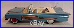LOOK! BIG LOT OF AMT AND PREMIER 1950`S + 60`S BUILT 1/25 ANNUAL MODEL CAR KITS