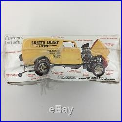 LOT 3 AMT Model Car Building Kits Dukes of Hazard, Willy's Van,'37 Chevy