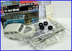 LOT A Fifteen (15) 1/25 scale assorted AMT/ERTL model kits, see description