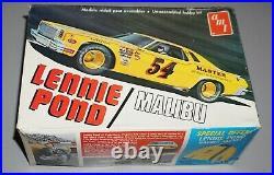 Lennie Pond Malibu Stock Car AMT 1/25 Complete & Unstarted