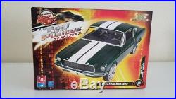 Lot of 7 AMT The Fast and the Furious Plastic Model Car Kits 1/25 scale