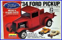 MODEL CAR LOT M (10) AMT LINDBERG REVELL MONOGRAM 1/24 1/25 MODEL CAR kits