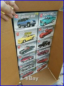 MODEL KIT'S AMT LOT'S Of Trucks #12 NEW FACTORY-SEALED MUST SEE NO RESERVE