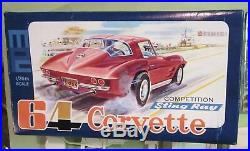 MPC 1964 Chevy Corvette Stingray Competition Annual Kit # 1 Unbuilt in Box 64