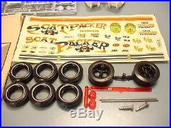 Mpc 1969 Dodge Coronet R/t Super Bee #1769-200 69 1/25 Amt Rare Unbuilt Kit