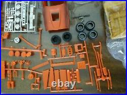 MPC 1971 Dodge Charger Annual Kit # 7107 OPEN AND COMPLETE