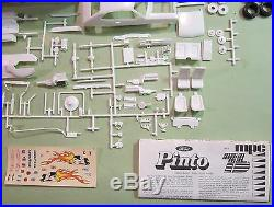 MPC 1976 Ford Pinto 3-in-1 Annual Kit #7612 in Box 76