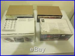 Mega Model Kits Lot Revell/ Amt/ Ertl X 8 Sealed