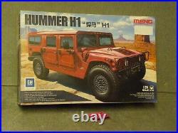 Meng #cs-002 1/24 Hummer Open/ Fsi