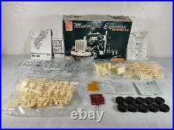 Midnight Express Peterbilt 359 AMT 125 Model Kit # PK-6134 Sealed Parts Bags