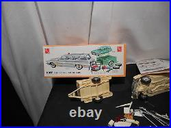 Model Kit 61 Buick Special with Trailer-Bilt